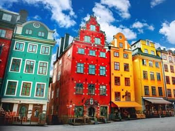 Capitais Reais da Escandinávia