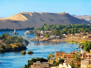 Estilo e Privacidade em Cruzeiro no Nilo