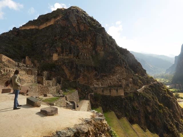Atividade do explora Valle Sagrado