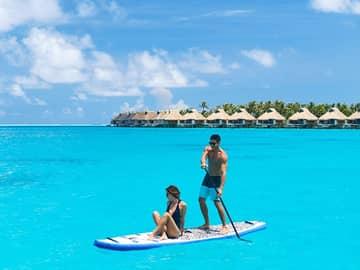Atividades, Conrad Bora Bora Nui