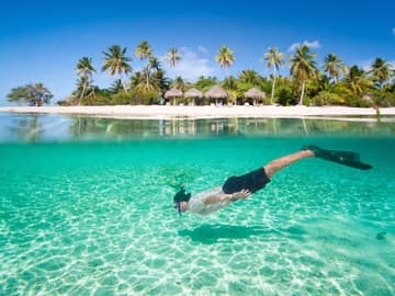 Atividades mergulho ilhas Tahiti Polinésia Francesa