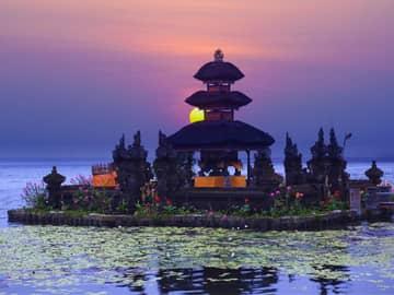 O Melhor de Bali e Singapura
