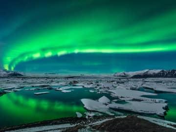 Islândia - Aurora Boreal