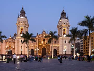 Oferta Especial para o Peru