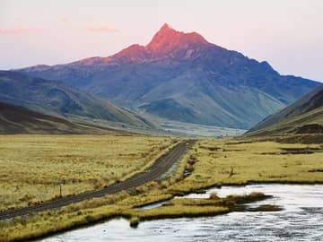 Peru com o Trem Belmond Andean Explorer
