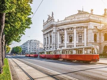 Áustria, República Tcheca e Alemanha