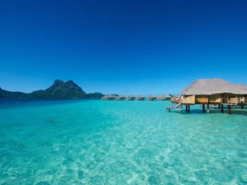 Papeete, Nuku Hiva e Bora Bora