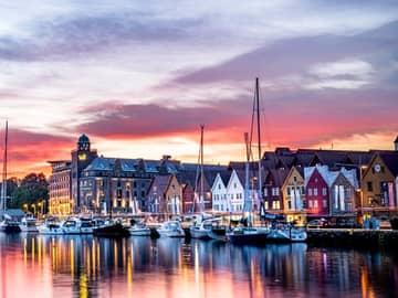 Fiordes da Noruega e Capitais da Escandinávia