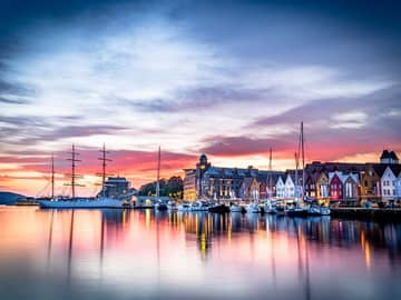 Os Majestosos Fiordes da Noruega