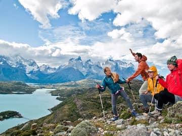 Caminhada em Torres del Paine