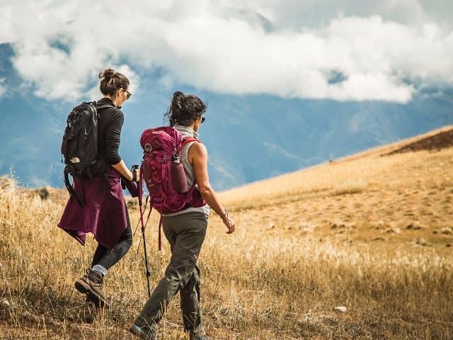 Caminhada organizada pelo explora