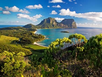 Capella Lodge, Lord Howe, Austrália