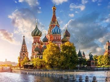 Rússia Primeiras Impressões