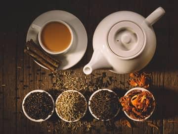 Experiência de Chá na Índia