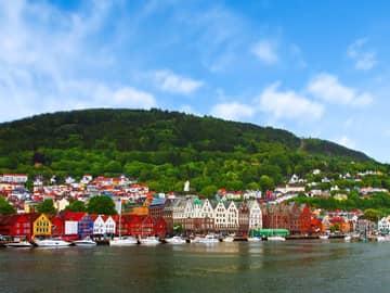 Cidade de Bergen - Noruega