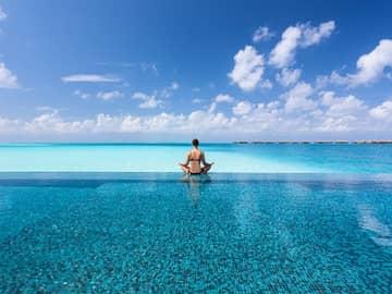 Conrad maldives rangali island quiet zone