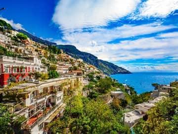 Self-drive na Itália: Sorrento, Matera e Martina Franca