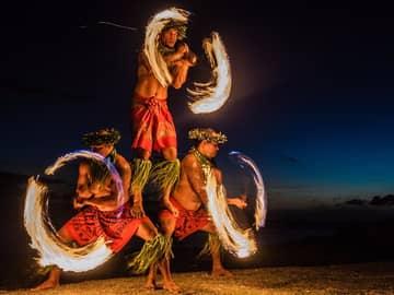 Cultura - Dança havaiana