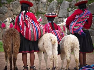 Peru com a Família na Rede Belmond