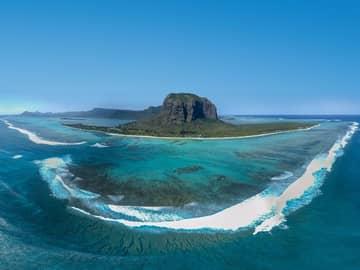 Ilhas Maurício no Dinarobin Beachcomber
