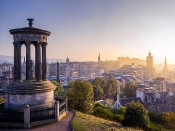 Os Encantos da Inglaterra e Escócia