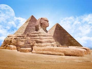 Egito Primeiras Impressões