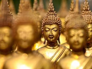 Estatua Buda Tailandia