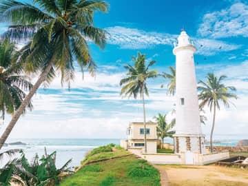 Sri Lanka de Luxo