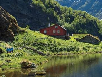 Glaciares e Fiordes da Noruega