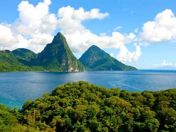St. Lucia no Jade Mountain