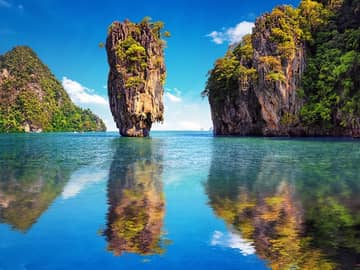James Bond Island - Tailândia