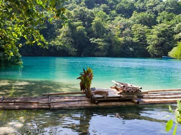 Jangada Lagoa Azul Jamaica