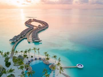 Kandima maldives vista aerea