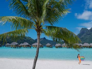 Le bora bora by pearl resorts praia
