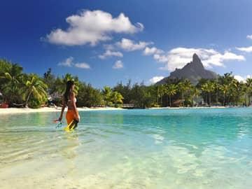 Tahiti & Nova Zelândia completa