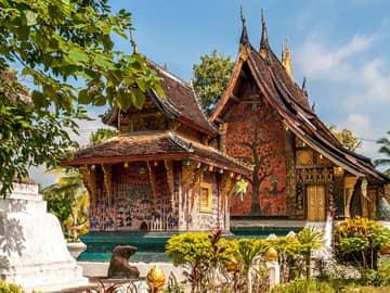 Grande Indochina: Laos, Vietnã e Camboja