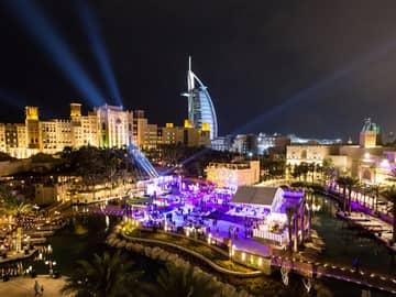 Madinat Jumeirah Resort - Dar Al Masyaf