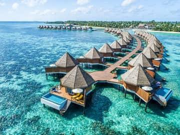 Ilhas Maldivas: Mercure Maldives Kooddoo