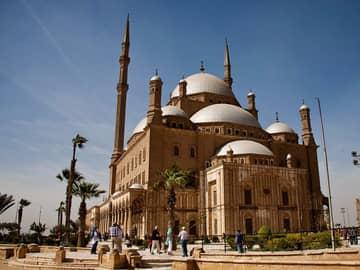Mesquita Muhammad Ali, Cairo, Egito
