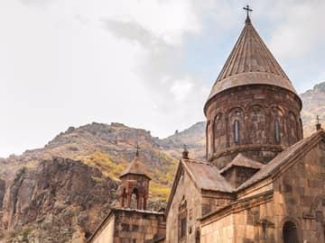 Cáucaso Primeiras Impressões