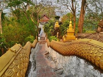 Extensão ao Laos