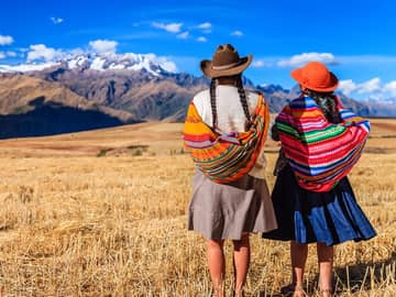 Páscoa no Peru
