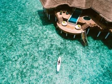 Ilhas Maldivas: Huvafen Fushi