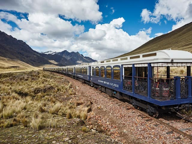 Oferta belmond andean explorer
