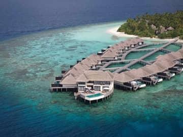 Outrigger konotta maldives resort presidential villa