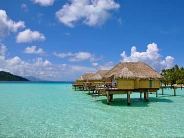 Overwater Bungalow, Le Taha'a Island Resort & Spa