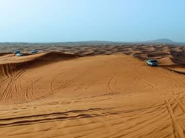 Dubai e outros Emirados Árabes