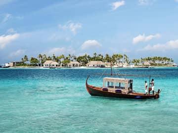 Pacote Ilhas Maldivas, Cheval Blanc Randheli