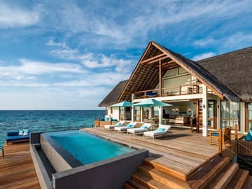 Pacote Ilhas Maldivas, Four Seasons Resort Landaa Giraavaru
