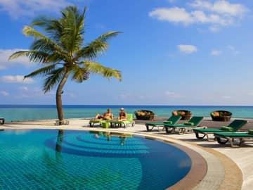 Ilhas Maldivas no Kuredu Island Resort
